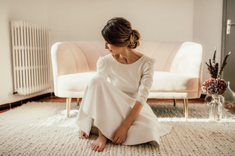 Collection civile : Robes de mariée confectionnées dans le Sud de la France