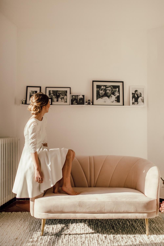 Collection civile : La créatrice Camille Recolin habille la jeune femme d'aujourd'hui