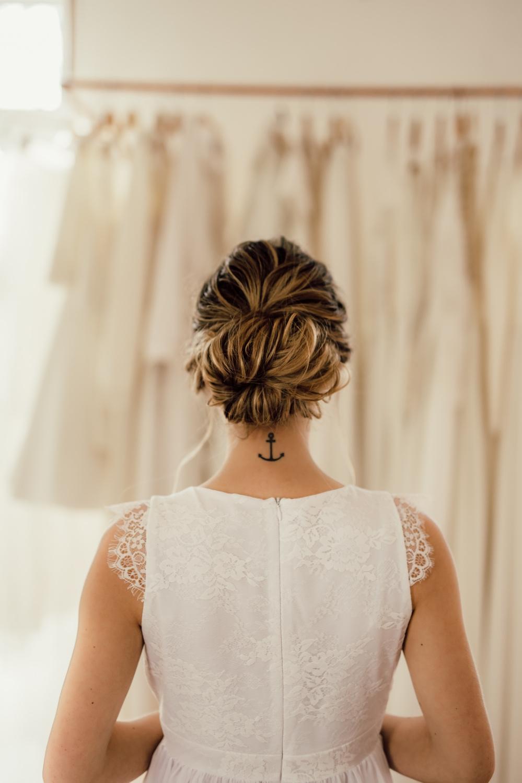 Collection civile : Robes de mariée sans fioritures