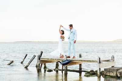 Robe de mariée vaporeuse