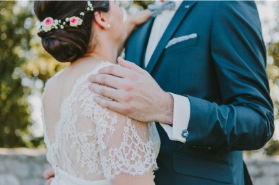 Robes de mariée sur mesure confectionnées dans le Sud de la France