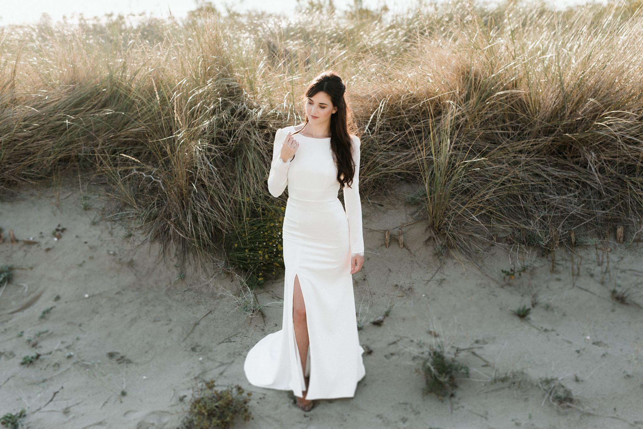 Camille RECOLIN Bonnie Grande qualité  - Créatrice robe de mariée Nimes Montpellier