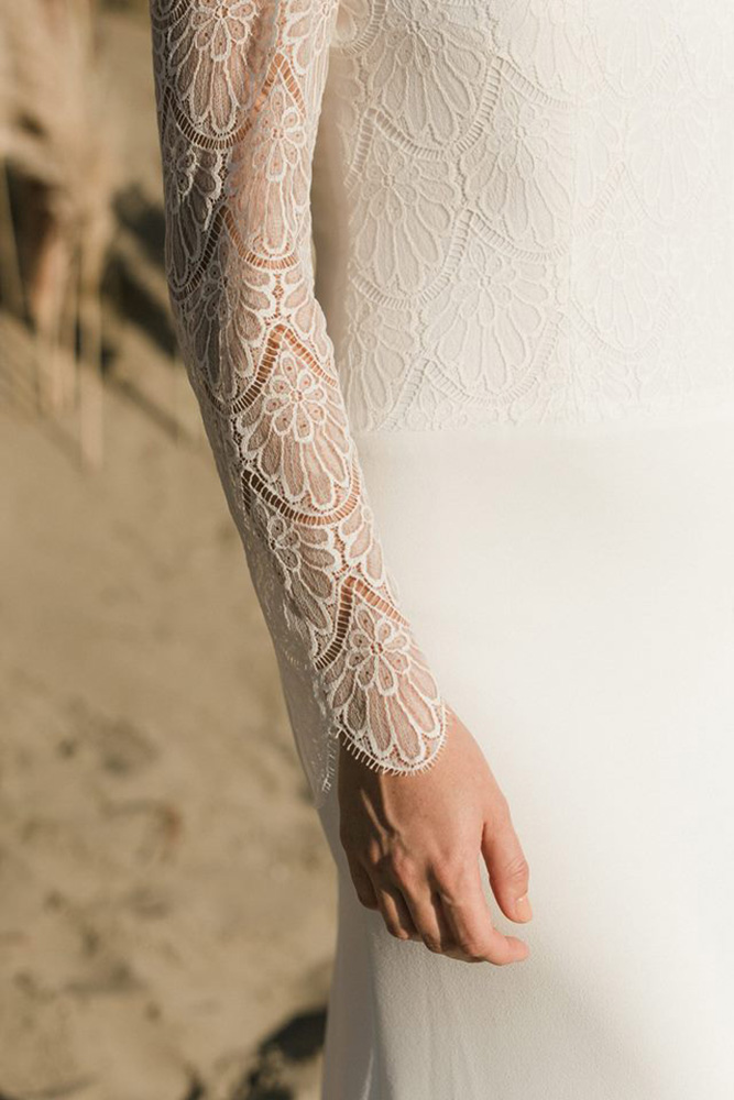 Collection 2019 : Lace Wedding dress