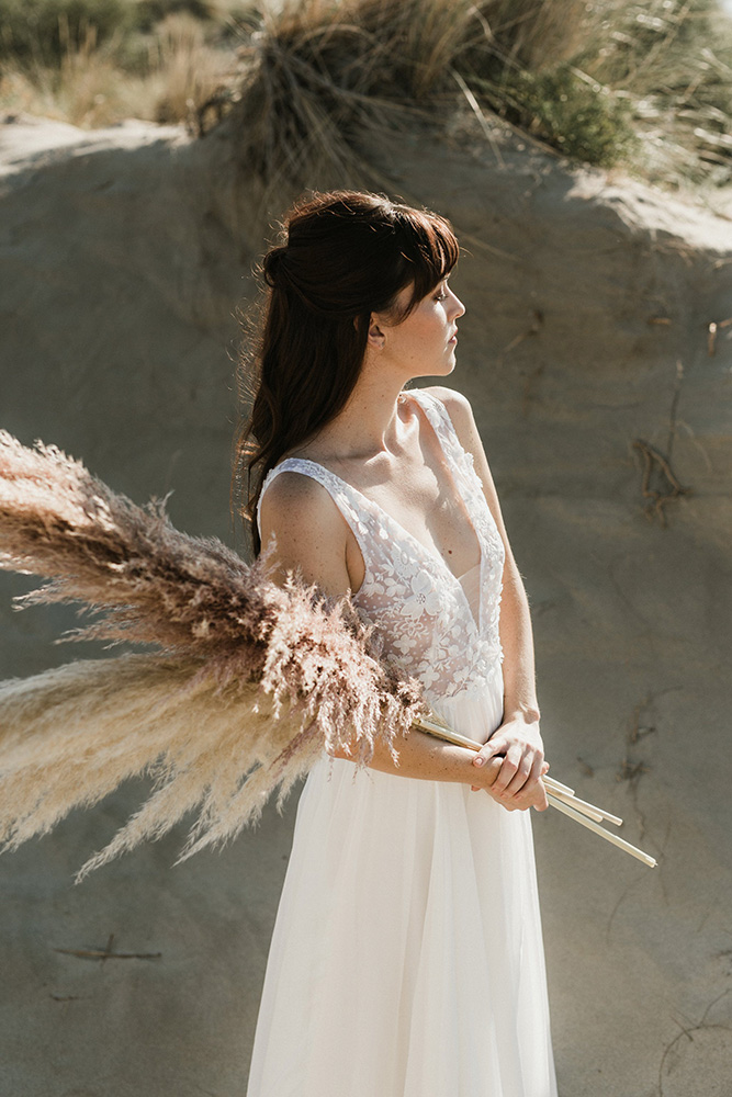 Collection 2019 : Boho Wedding Dress