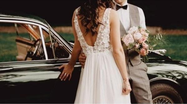 Robe de mariée sur mesure, Camille Recolin