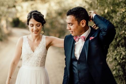 Mariage bohème entre Avignon et Marseille